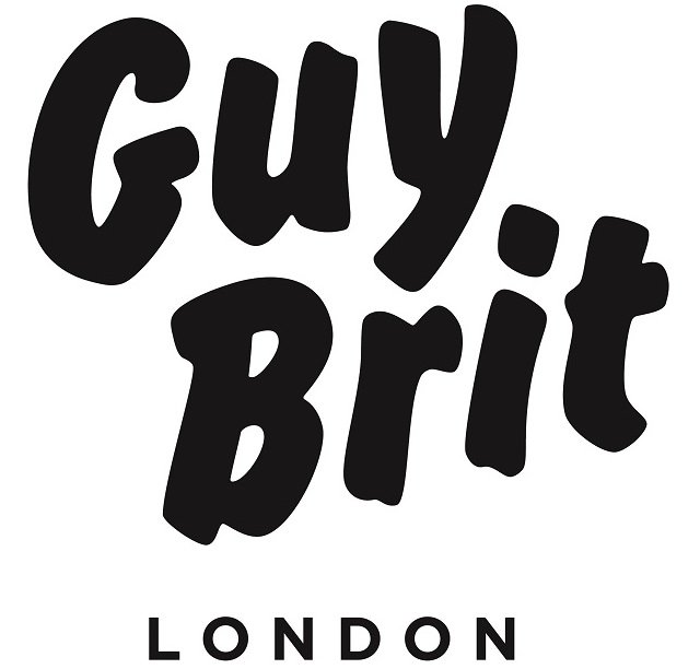 Guy Brit London Logo 2018